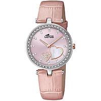 orologio solo tempo donna Lotus Bliss 18622/3