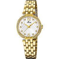 orologio solo tempo donna Lotus Glee 18381/1