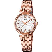 orologio solo tempo donna Lotus Glee 18382/1