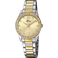orologio solo tempo donna Lotus Glee 18384/1