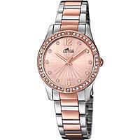 orologio solo tempo donna Lotus Glee 18384/2