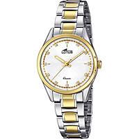 orologio solo tempo donna Lotus Glee 18386/1