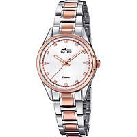 orologio solo tempo donna Lotus Glee 18386/2