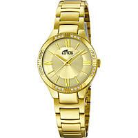orologio solo tempo donna Lotus Glee 18389/1