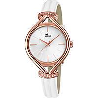 orologio solo tempo donna Lotus Glee 18400/1