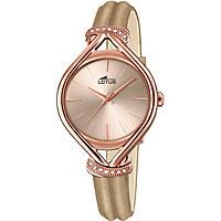 orologio solo tempo donna Lotus Glee 18400/2