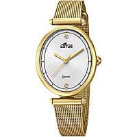 orologio solo tempo donna Lotus Glee 18449/1