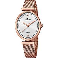 orologio solo tempo donna Lotus Glee 18450/1