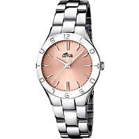 orologio solo tempo donna Lotus Trendy 15895/2
