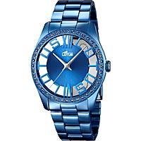 orologio solo tempo donna Lotus Trendy 18251/1