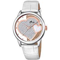 orologio solo tempo donna Lotus Trendy 18305/A