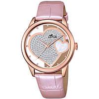 orologio solo tempo donna Lotus Trendy 18305/B