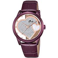 orologio solo tempo donna Lotus Trendy 18305/E