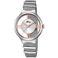 orologio solo tempo donna Lotus Trendy 18331/1