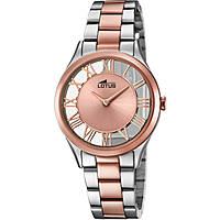 orologio solo tempo donna Lotus Trendy 18396/2