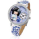 orologio solo tempo donna Luca Barra LBBW159