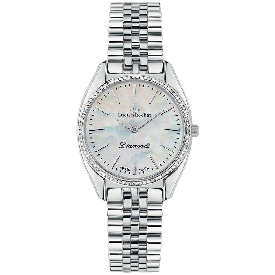 orologio solo tempo donna Lucien Rochat Lunel R0453110501