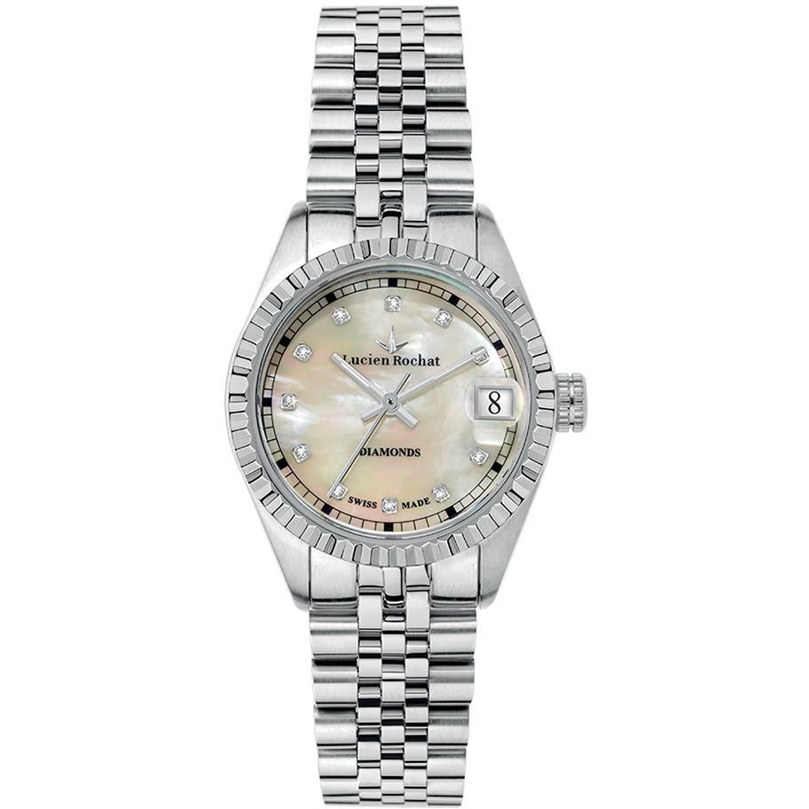orologio solo tempo donna Lucien Rochat Reims R0453105504