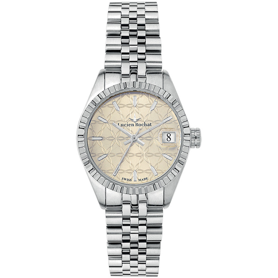 orologio solo tempo donna Lucien Rochat Reims R0453105507
