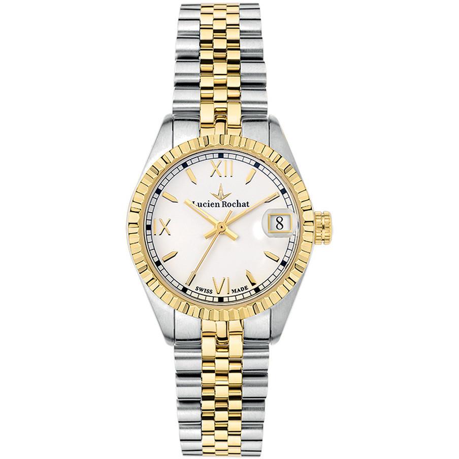 orologio solo tempo donna Lucien Rochat Reims R0453105509