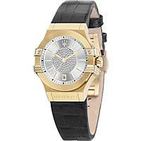 orologio solo tempo donna Maserati Potenza R8851108505