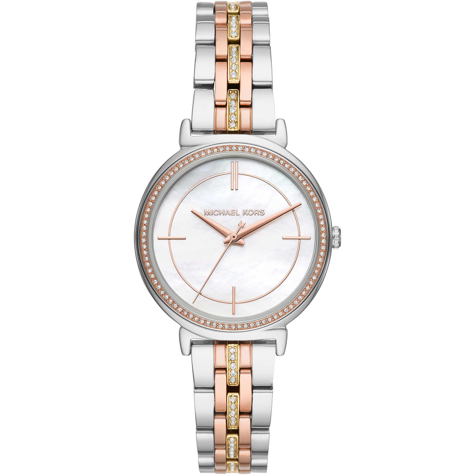 157b7ec624 orologio solo tempo donna Michael Kors Cinthia MK3927 solo tempo ...