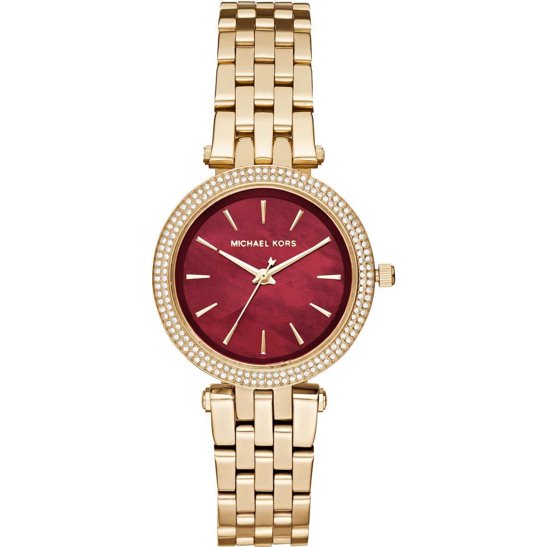 orologio solo tempo donna Michael Kors Darci MK3583