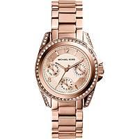 orologio solo tempo donna Michael Kors MK5613