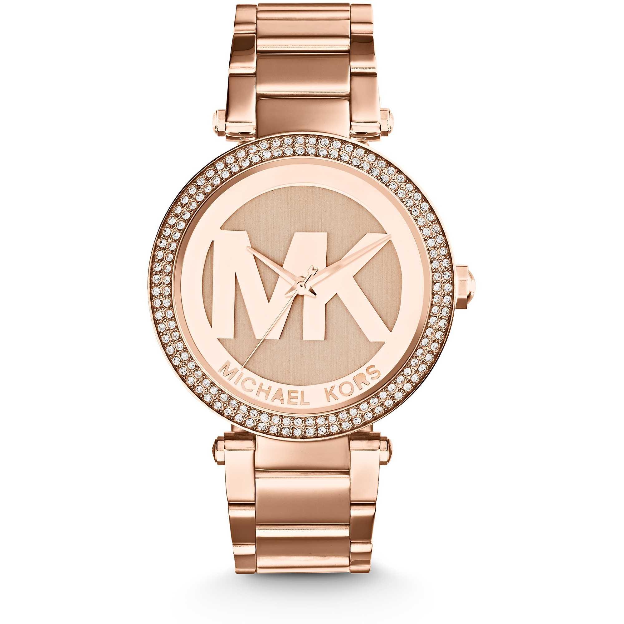 6ebff5915d orologio solo tempo donna Michael Kors MK5865 solo tempo Michael Kors