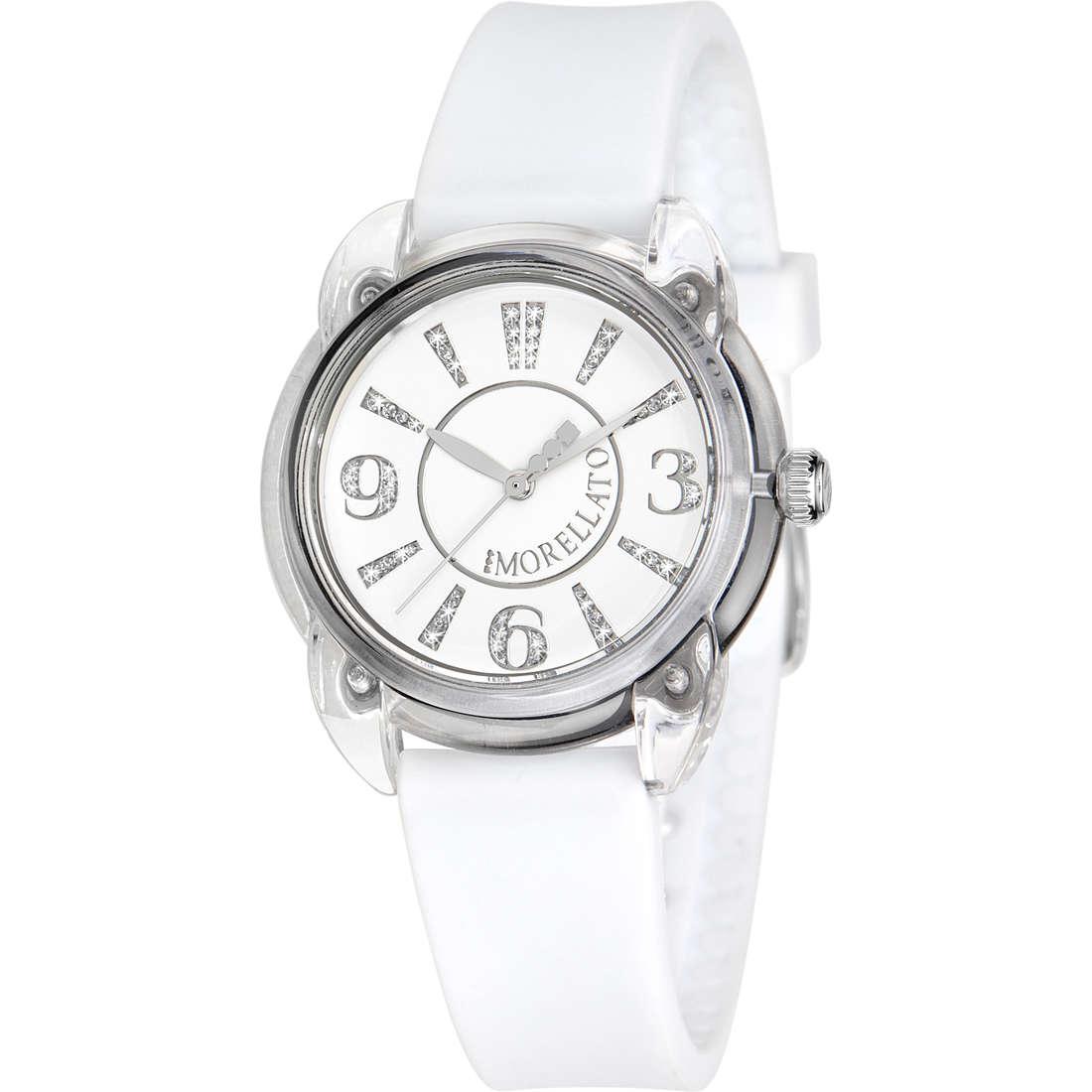 orologio solo tempo donna Morellato Black & White R0151101513