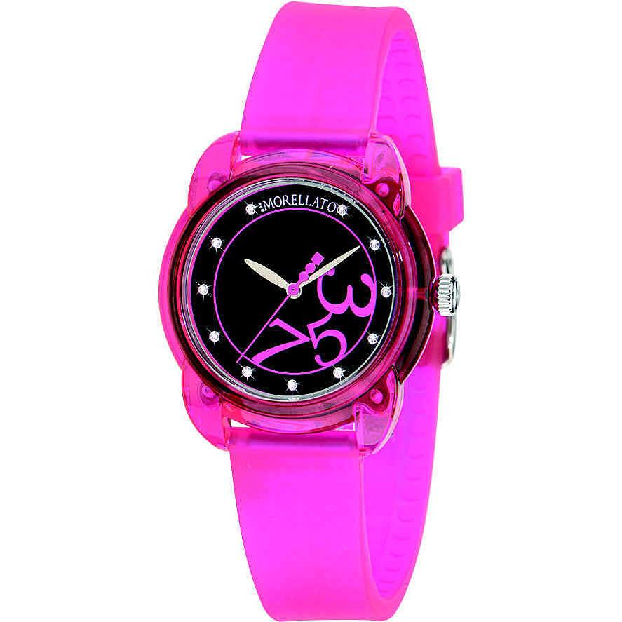 orologio solo tempo donna Morellato Black & White R0151101518