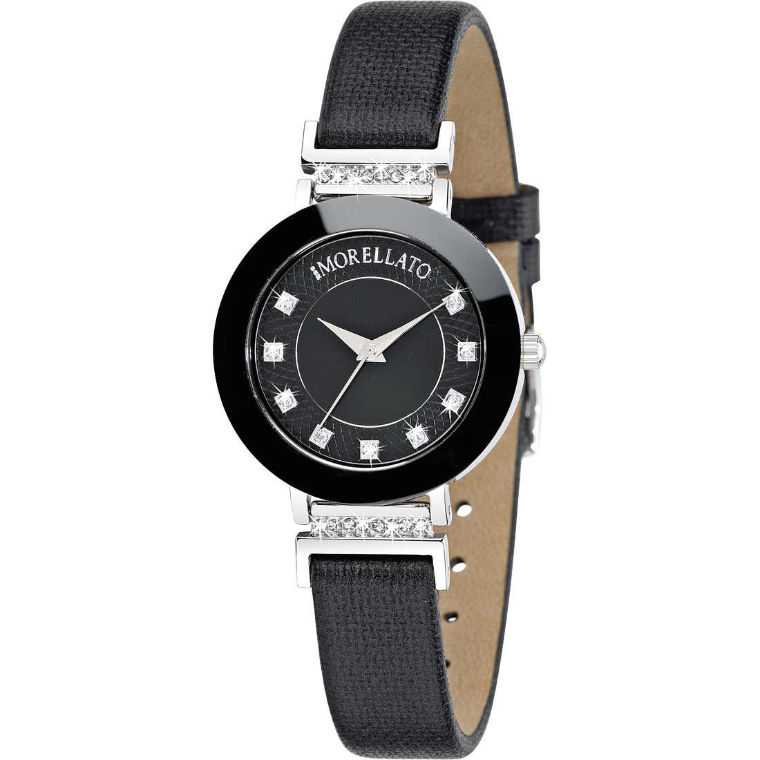 orologio solo tempo donna Morellato Black & White R0151103501