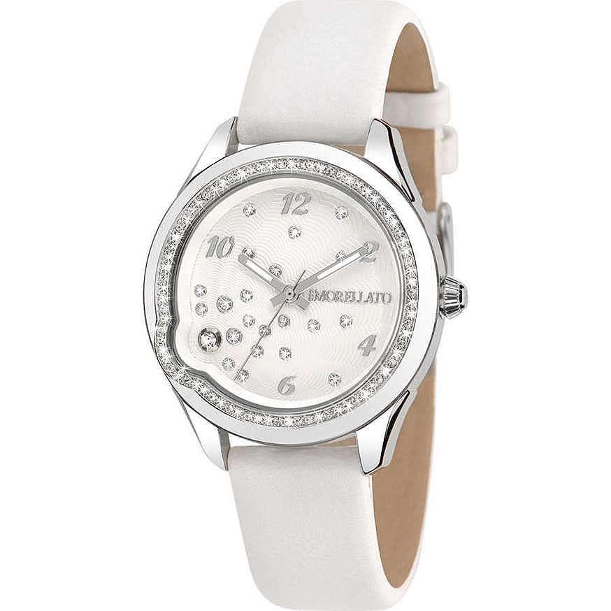 orologio solo tempo donna Morellato Black & White R0151111501