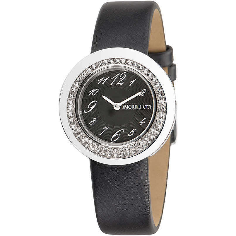 orologio solo tempo donna Morellato Black & White R0151112503