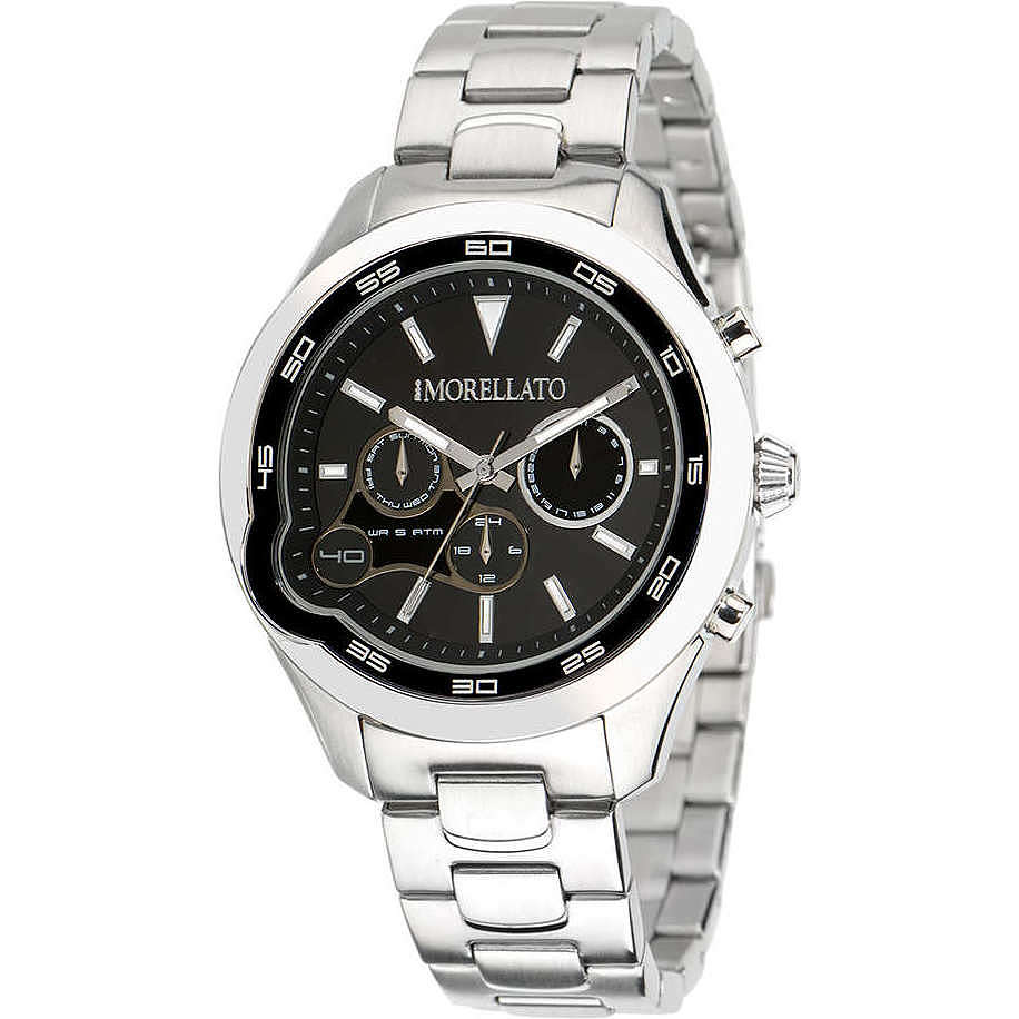 orologio solo tempo donna Morellato Black & White R0153110003