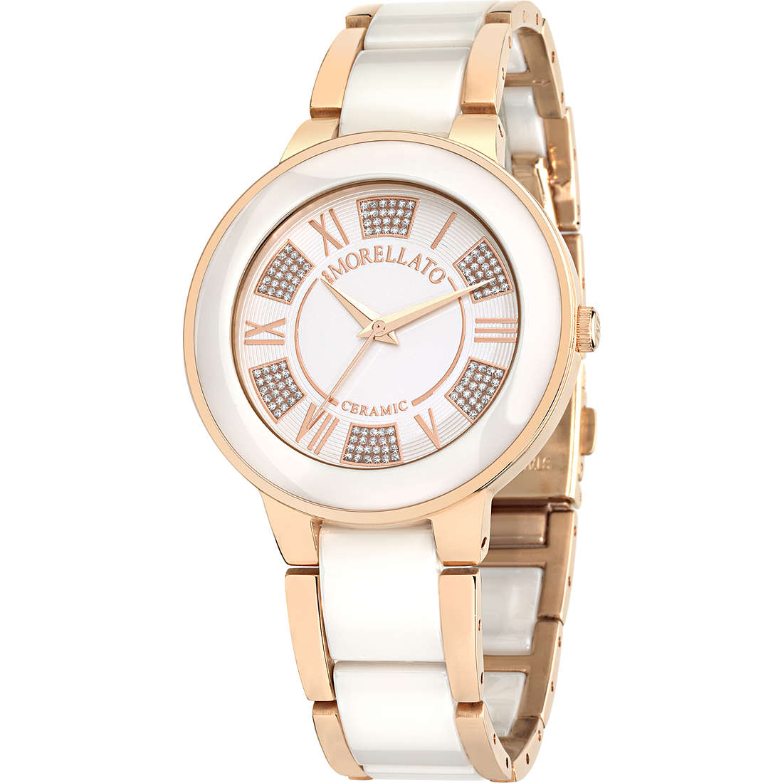 orologio solo tempo donna Morellato Roma R0153118503