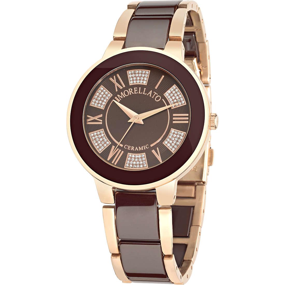orologio solo tempo donna Morellato Roma R0153118504