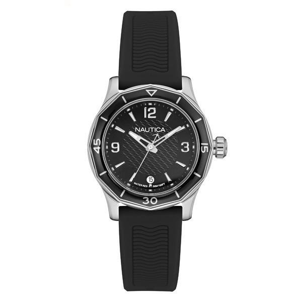 orologio solo tempo donna Nautica Nws 01 NAD12539L