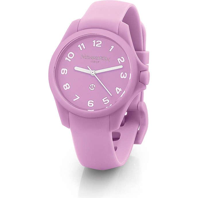 orologio solo tempo donna Nomination Pure new 071210/009