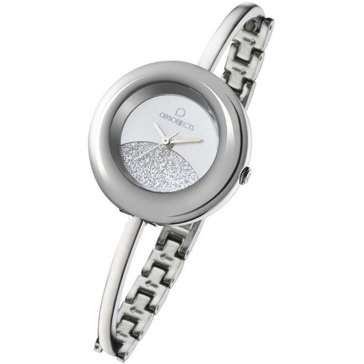 orologio solo tempo donna Ops Objects Glitter OPSPW-350