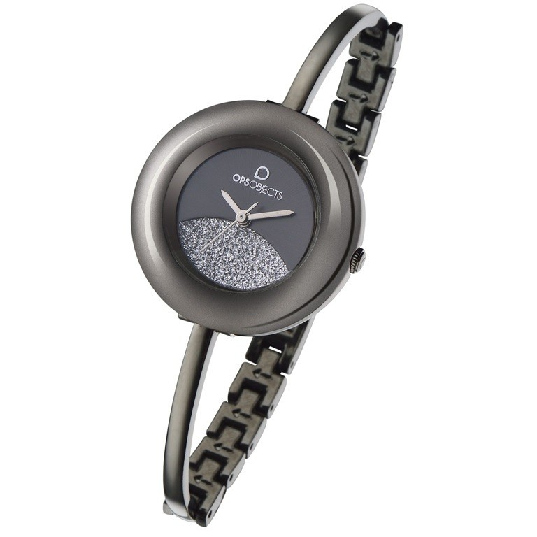 orologio solo tempo donna Ops Objects Glitter OPSPW-353
