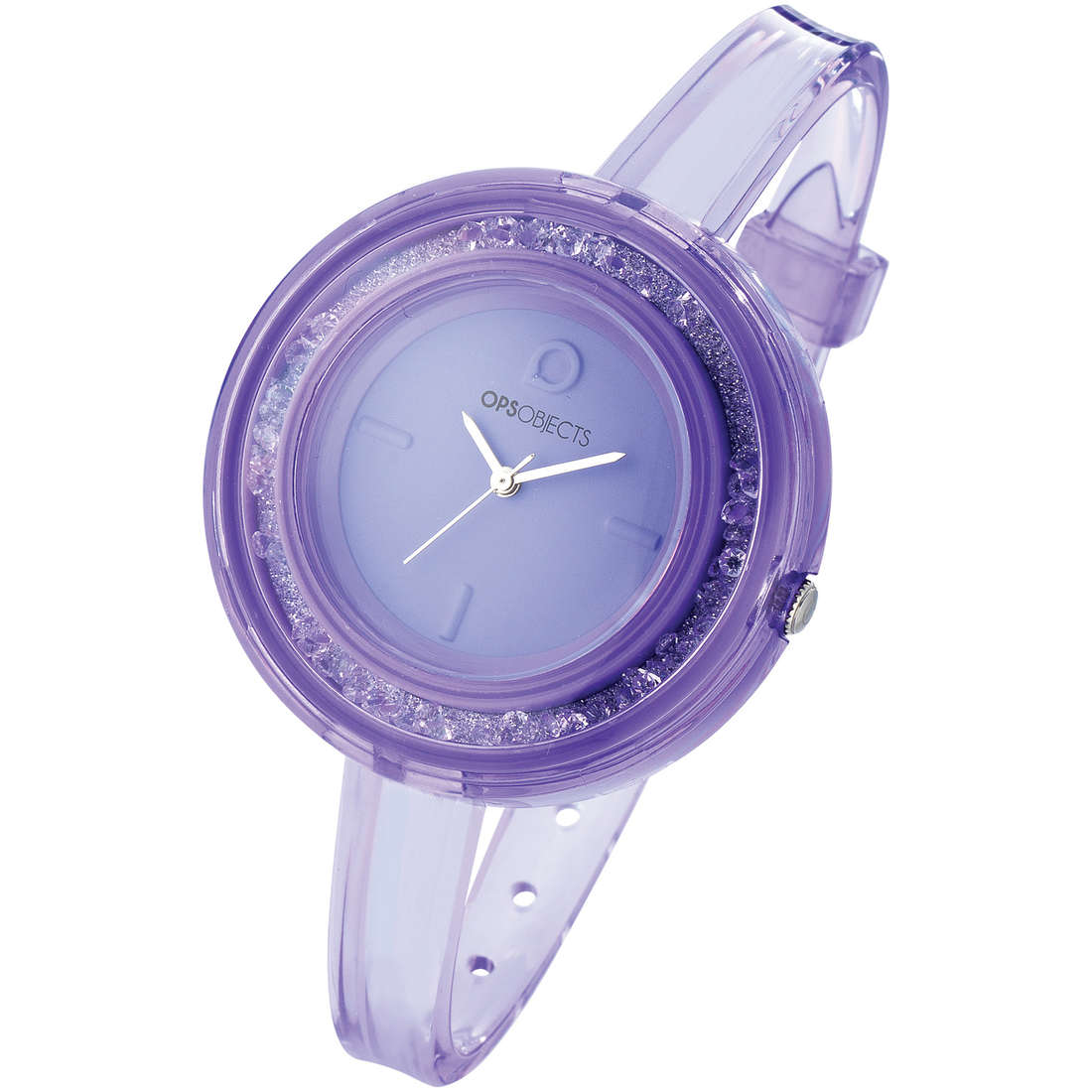 orologio solo tempo donna Ops Objects Moving Ston OPSPW-394