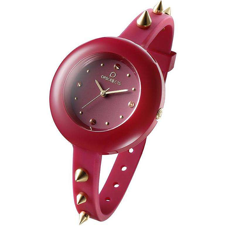 orologio solo tempo donna Ops Objects Stud OPSPW-41