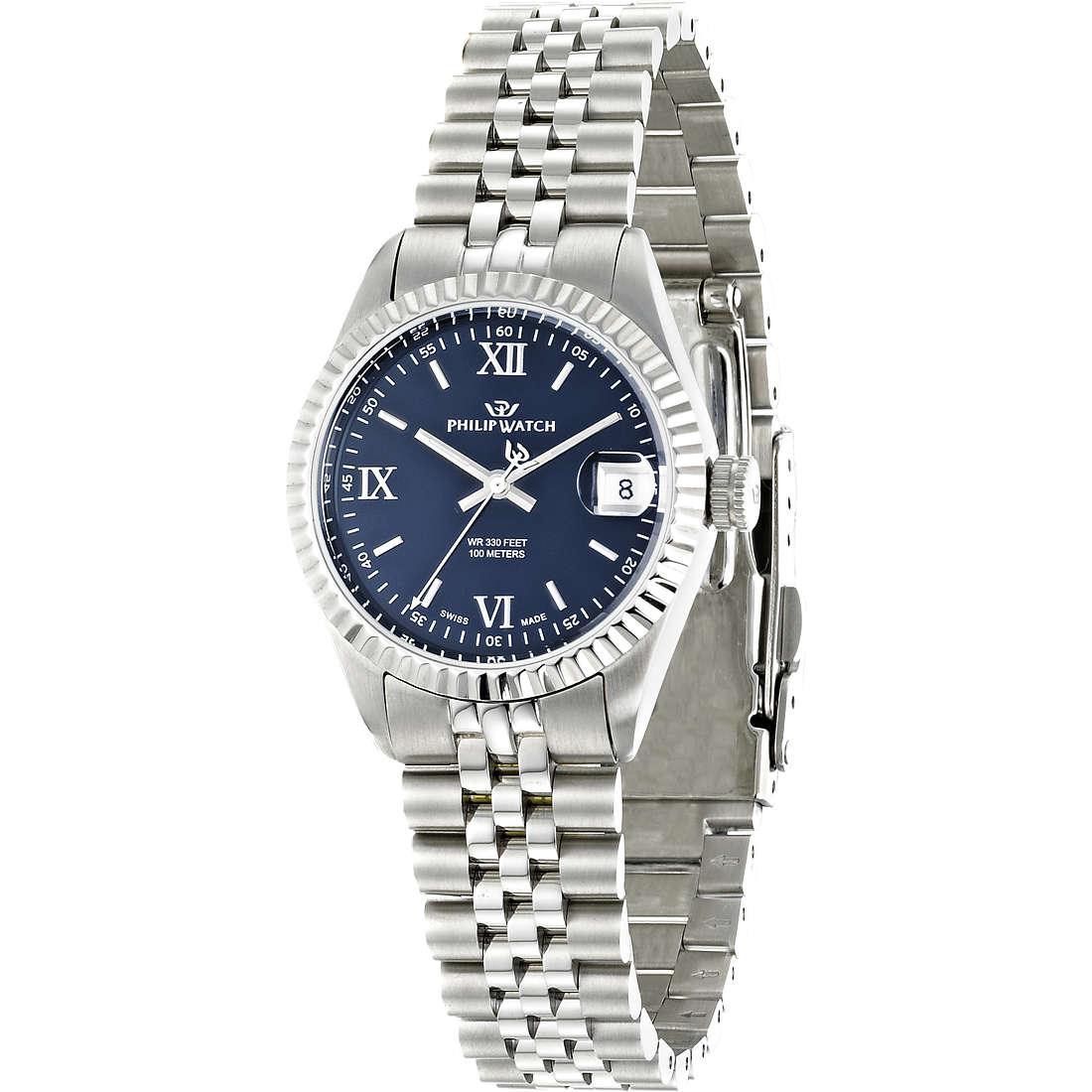 orologio solo tempo donna Philip Watch Caribe R8253107505