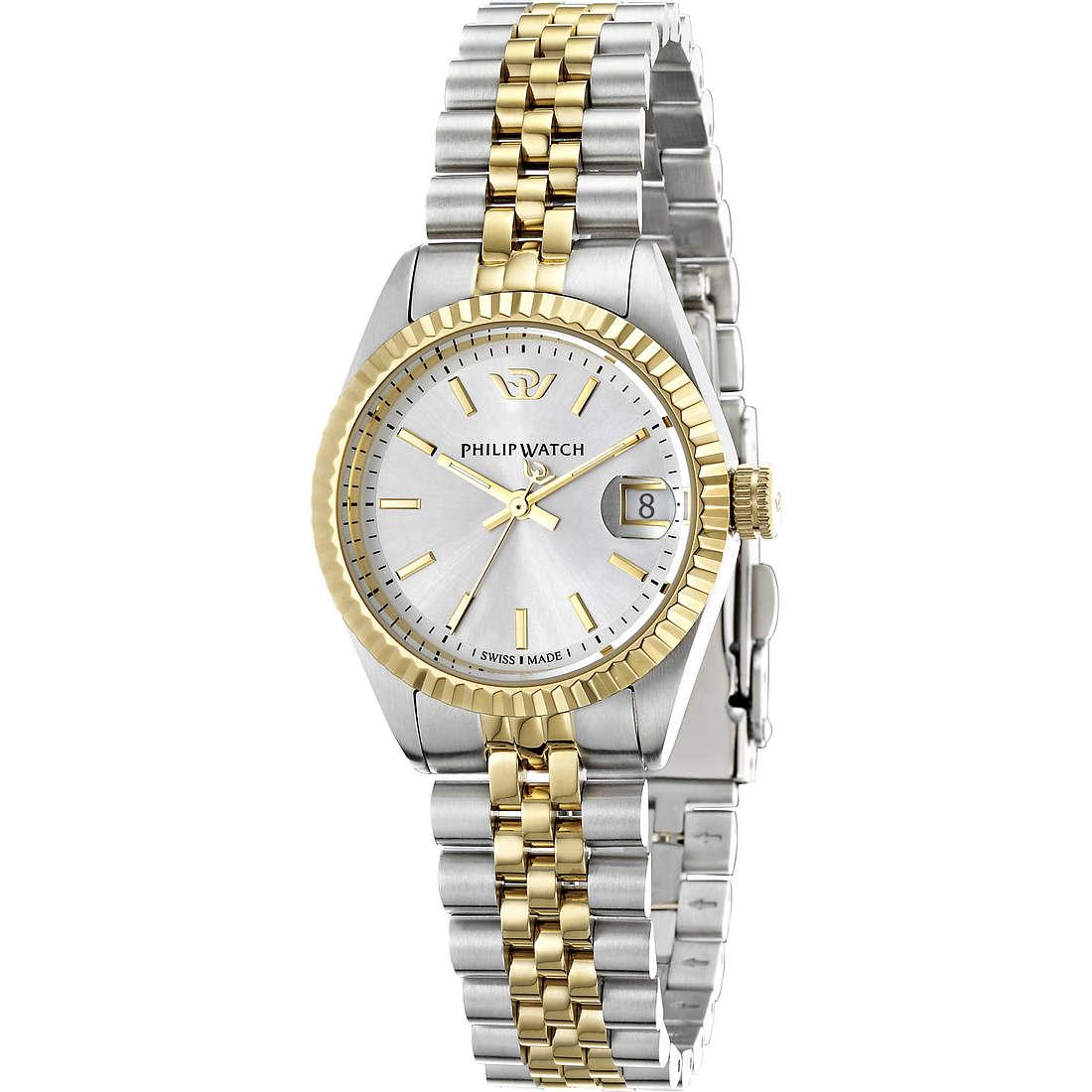 orologio solo tempo donna Philip Watch Caribe R8253107515