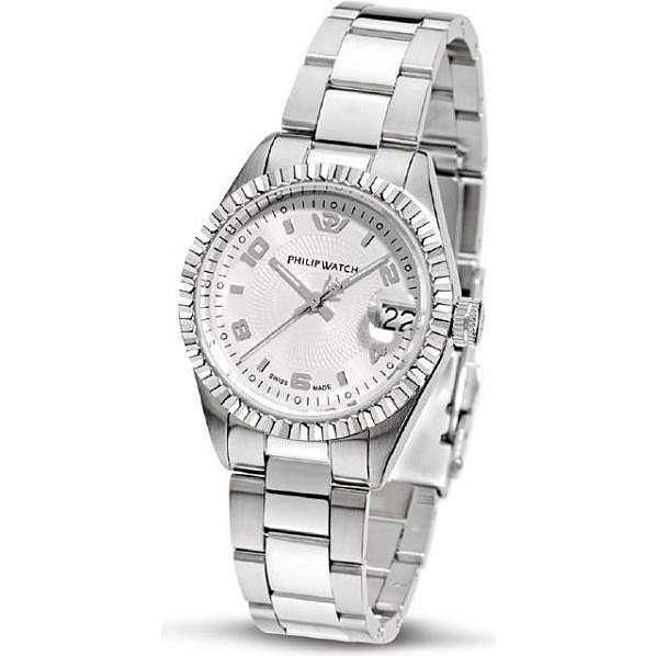 orologio solo tempo donna Philip Watch Caribe R8253597506