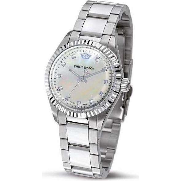 orologio solo tempo donna Philip Watch Caribe R8253597508