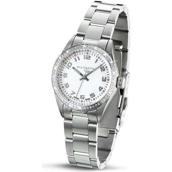 orologio solo tempo donna Philip Watch Caribe R8253597511