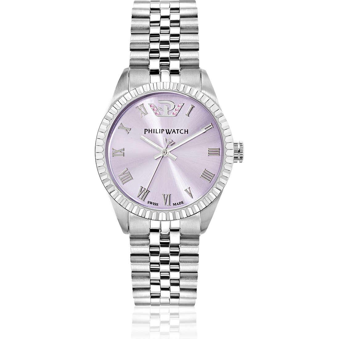 orologio solo tempo donna Philip Watch Caribe R8253597517