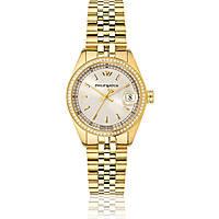 orologio solo tempo donna Philip Watch Caribe R8253597521